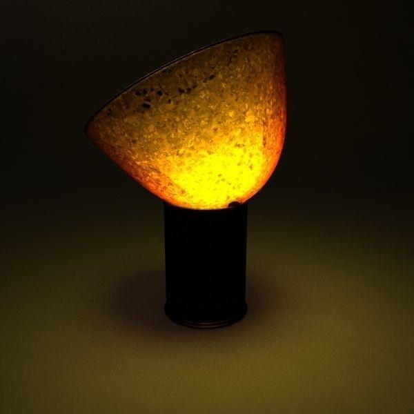 Amber Floor Lamp 3D model | CGTrader