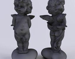 Angel Cupid-3 3D model