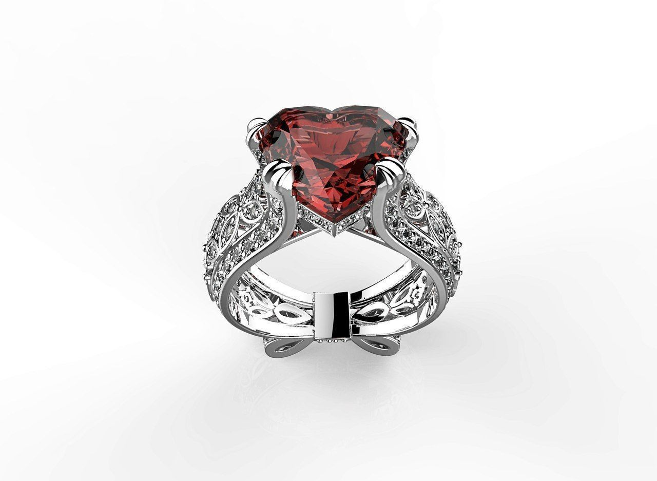 uk products white gold ct gorgeous us y pink filled ring sapphire rings silver engagement