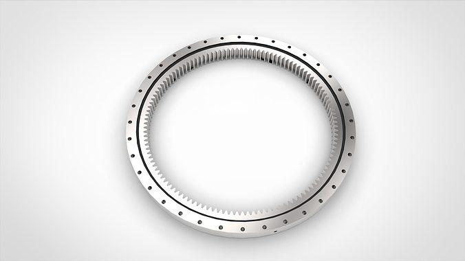 slewing bearing 3d model stl sldprt sldasm slddrw ige igs iges 1