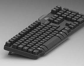 Keyboard Dell 3D