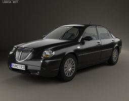 3D Lancia Thesis 2002