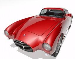 3d 1953 maserati a6 gcs 53 pininfarina berlinetta