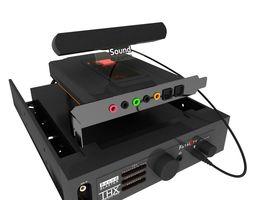 Sound Blaster Recon3DFatPro2 3D Model