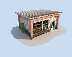 toen shop 3D model