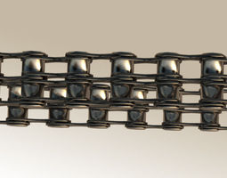Chain Cogs 3D