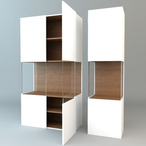 Contemporary Display and Storage Unit 2