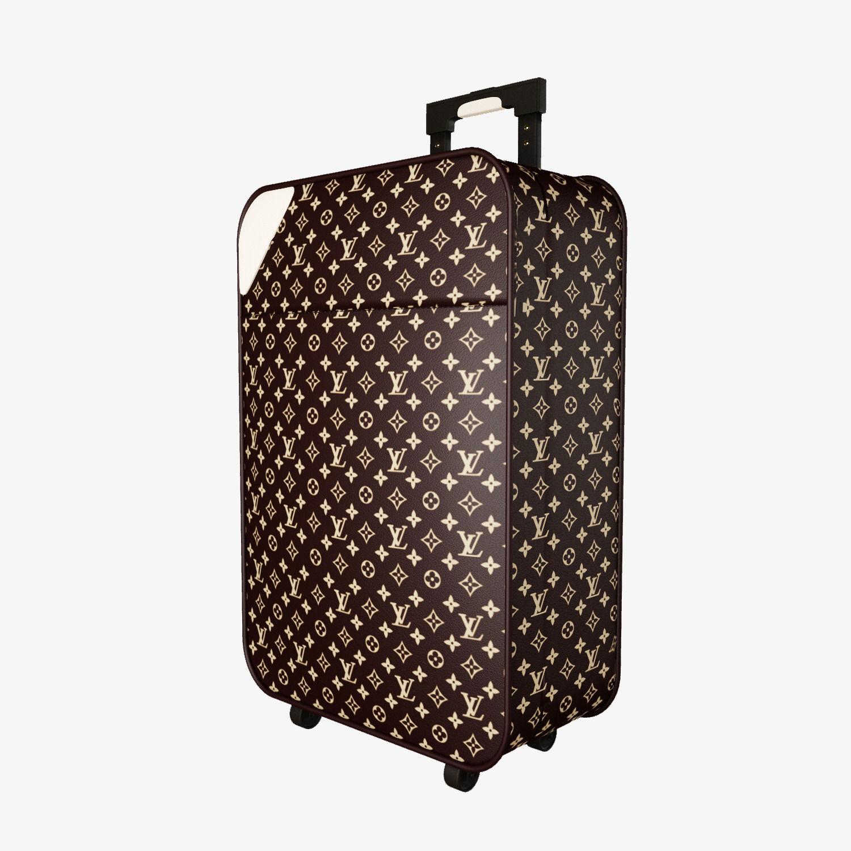Louis Vuitton Trolley Travel Bag  a09d46a3b1f6a