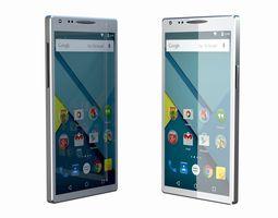 3d generic smartphone