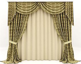 curtains classic 3D