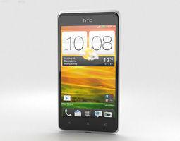 HTC Desire 400 White 3D