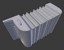 3D model Acordeon