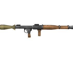 Grenade Launcher launcher 3D model