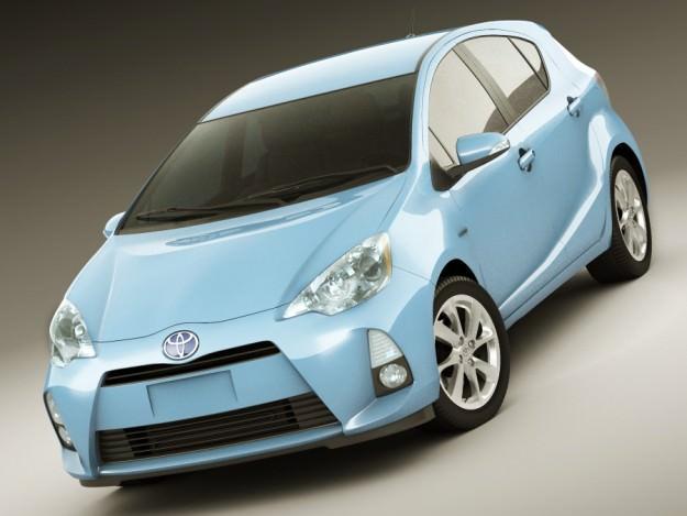 Toyota Prius C Aqua Hybrid