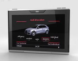 audi smart display 3d