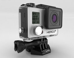 3D GoPro HERO3 Plus