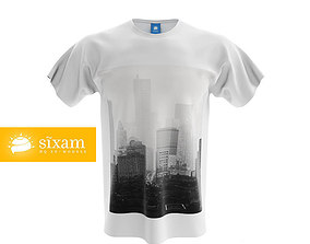 3D Men T-Shirt