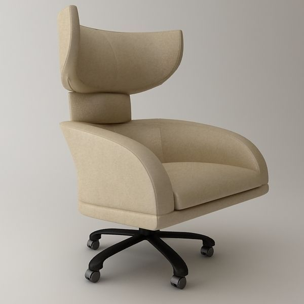 Office Wing Back Armchair