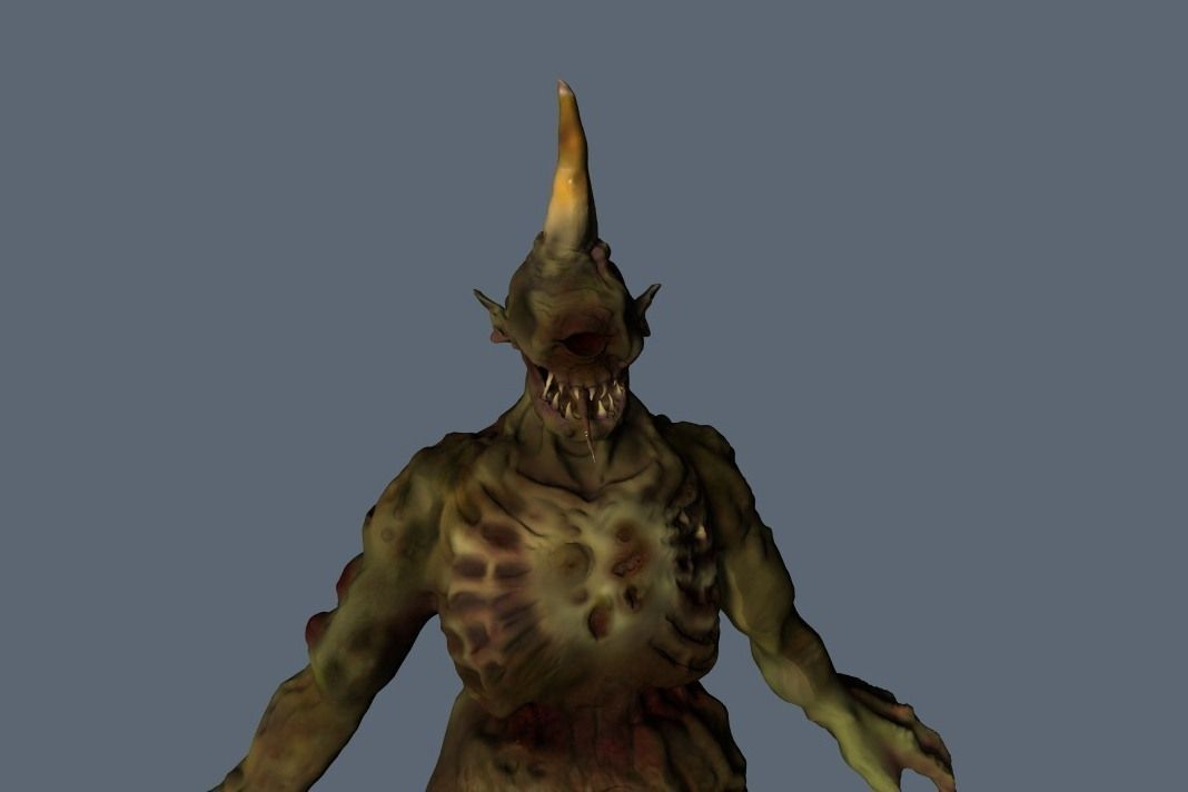 Daemon PlagueBearer of Nurgle