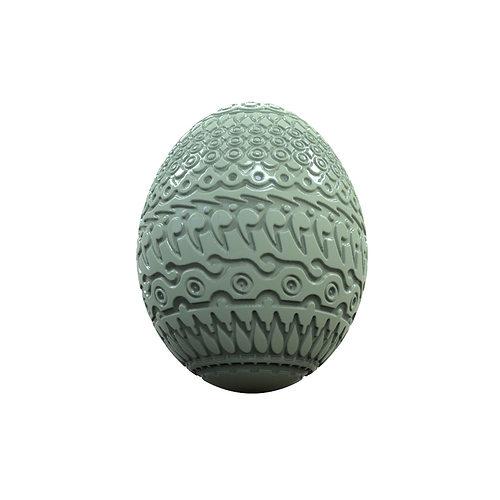 easter egg  3d model obj stl mtl 1