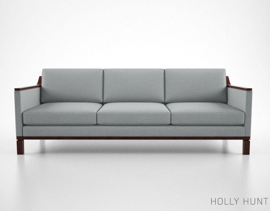 Holly Hunt Vienna Sofa