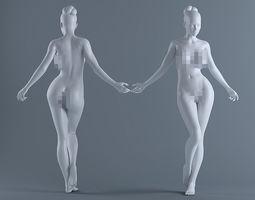 Female models naked-girl
