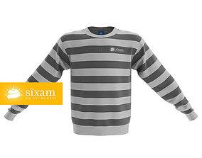 Unisex Sweater 3D model