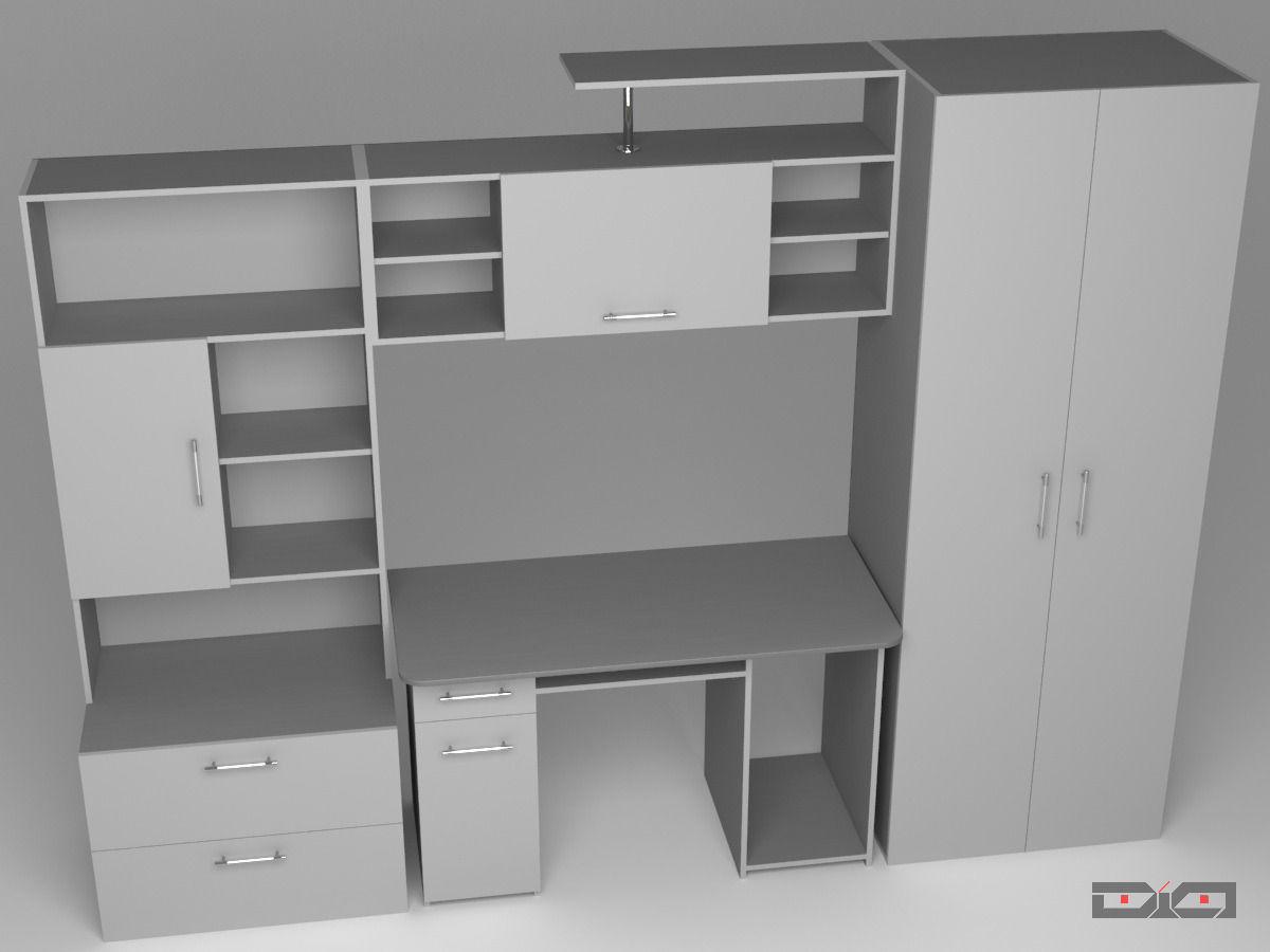 Cabinet Metallic