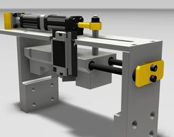 Conveyor Part Selector 3D