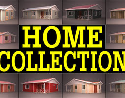 HOME COLLECTION 4 3D