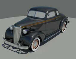 1930 3d Models