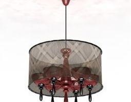 lustre 3D Lamp