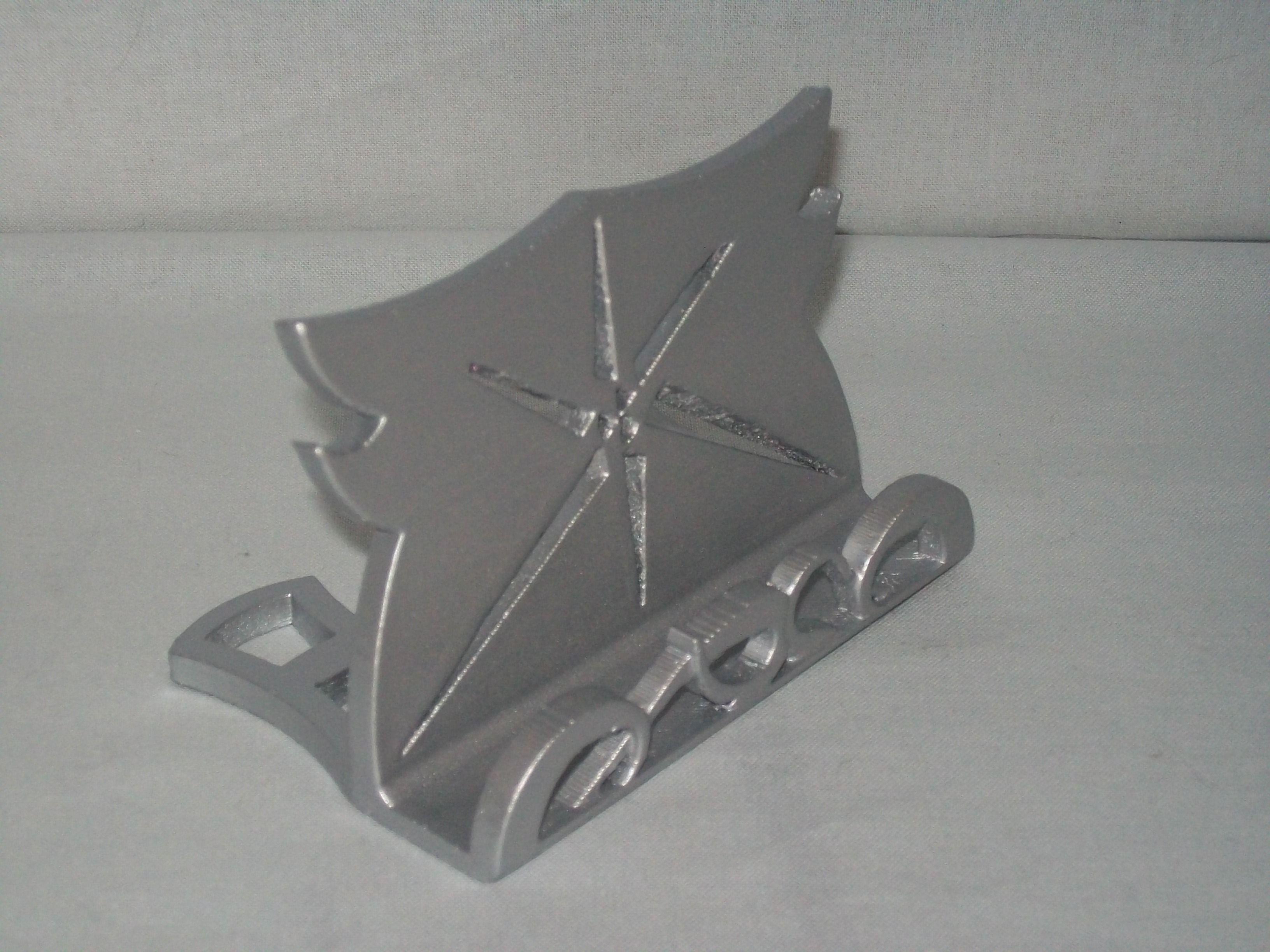 presentoir carte de visite 3d model 3d printable stl