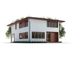 modern-house houses House 3D