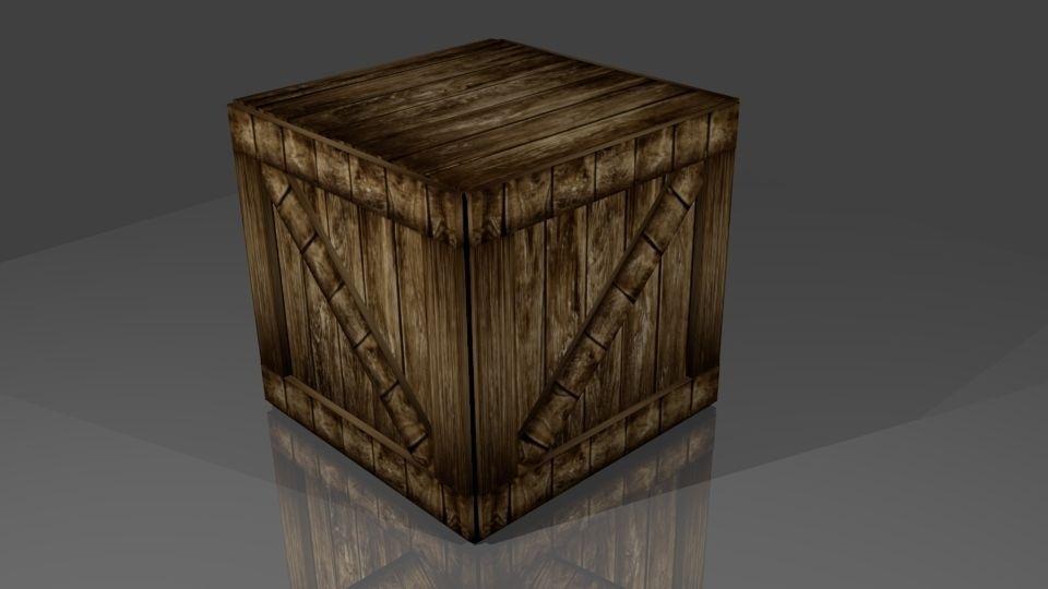 woodd box