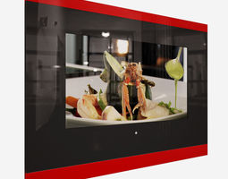 Kuppersbusch ETV 6800 JR LCD TV 3D model