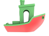3dbenchy - the jolly 3d printing torture-test 3d model stl 3