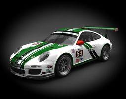 Porsche 911 GT3 Cup 2012 3D model