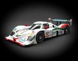 3d mazda b09-86 dyson racing 2009