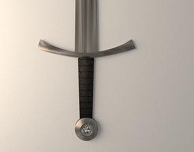 3D model Sword interior