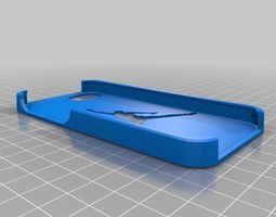 3d print model nike jordan iphone 5 case