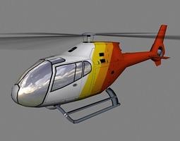 3D model Colibri V2 Helicopter