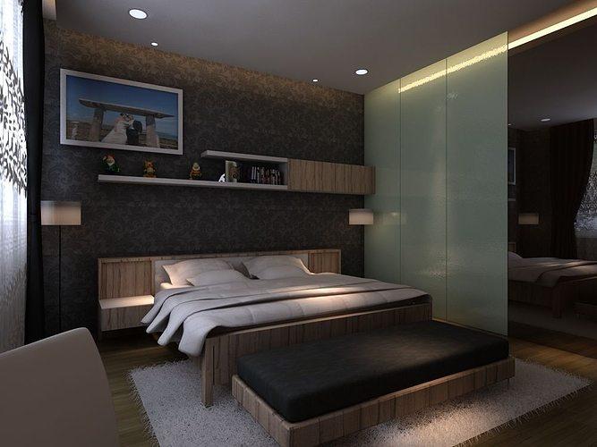 Master Bedroom Cgtrader