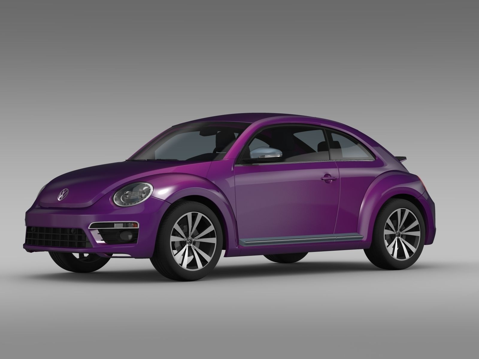 driving edition production special with for auto pre beetle pinkbeetle volkswagen tickled news model sale pink