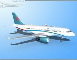 falcon3d a319 first choise airways rigged
