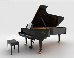 3D model sport Grand Piano