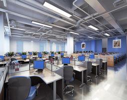 3D Office area