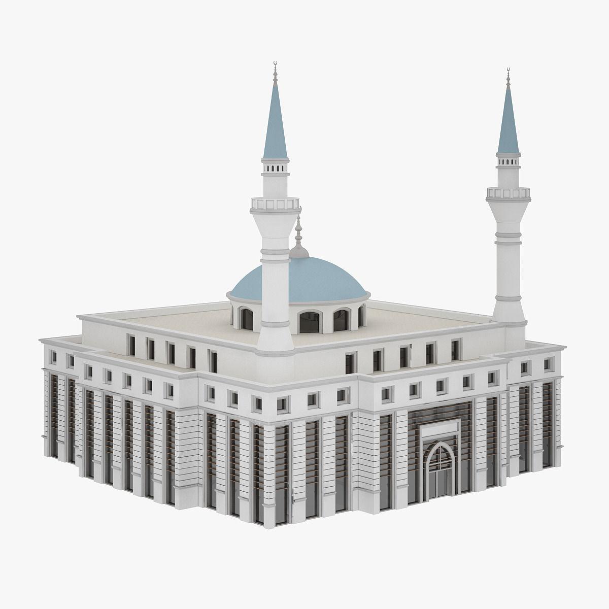Minaret Dwg