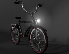 Bicycle 3D handlebar