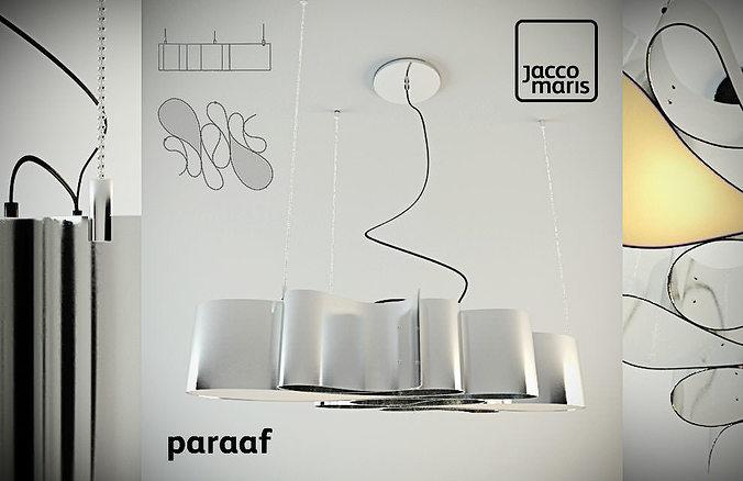 paraaf by jacco maris 3d model max obj mtl 3ds fbx 1